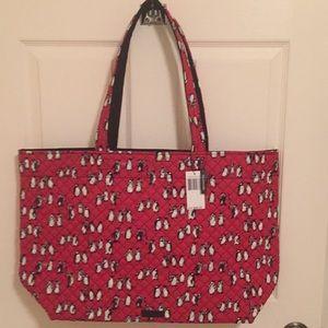 Vera Bradley Iconic Grand Tote. Awesome bag!  NWT.